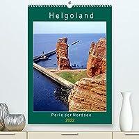 Helgoland, Perle der Nordsee (Premium, hochwertiger DIN A2 Wandkalender 2022, Kunstdruck in Hochglanz): Eine erlebnisreiche Seefahrt zur Insel Helgoland (Planer, 14 Seiten )