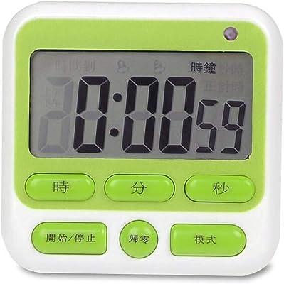 Liutao Stores - Despertador Timer Loud Sound Timer Kitchen ...