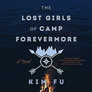 The Lost Girls of Camp Forevermore cover art
