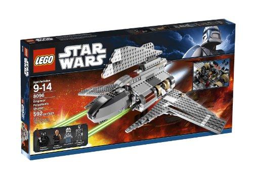 LEGO Star Wars Emperor Palpatine 's Shuttle–-Spiele BAU (Film, Multi)