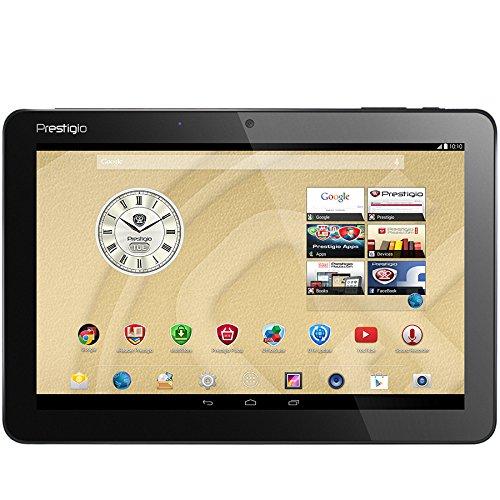 Prestigio MultiPad Wize 5002 Tablet Mediatek MT8127 8 GB Schwarz - Tablets (25,6 cm (10.1 Zoll), 1280 x 800 Pixel, 8 GB, 1 GB, Android, Schwarz)