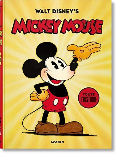 Walt disney's mickey mouse. toute l'histoire - walt disney. mickey mouse