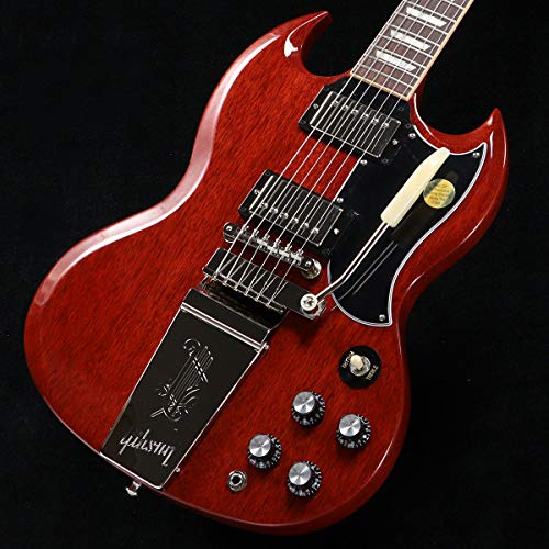 GibsonギブソンエレキギターSGStandard61MaestroVibrolaVintageCherry