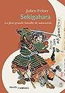 Sekigahara, la plus grande bataille de samouraïs par Peltier
