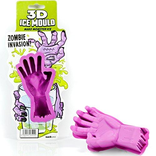 Suck UK Moule main de zombie 3D