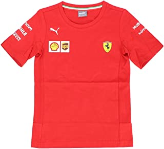 Ferrari Scuderia 2019 F1 Kids Team T-Shirt