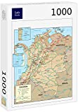 Lais Puzzle Mapa físico de Colombia 1000 Piezas