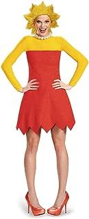 Women's Lisa Deluxe Adult Costume