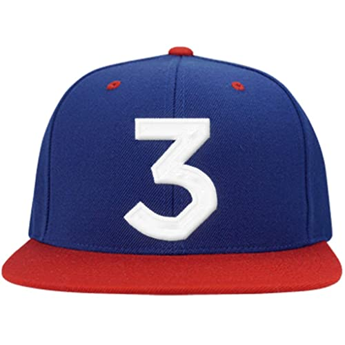 TeeEver Limited Edition - Chance 3 Hat - Rap Lover - Hat for Rapper -  Embroidered 21046ad2fc