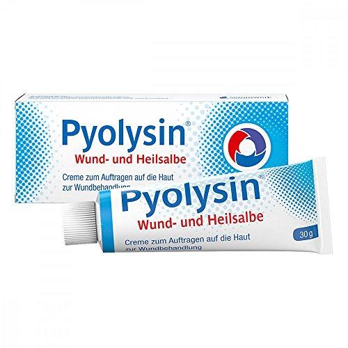 Pyolysin Wund- und Heilsalbe, 30 g
