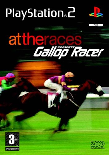 At the Races Presents Gallop Racer