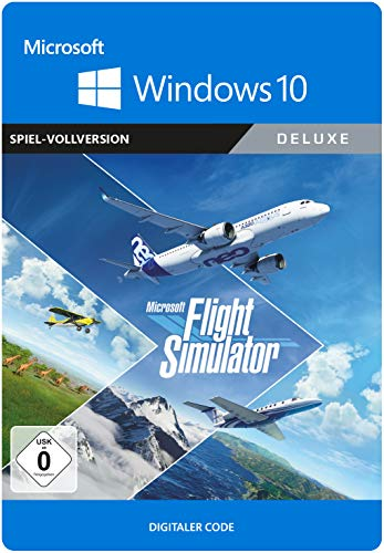 Microsoft Flight Simulator Deluxe Edition | PC Code