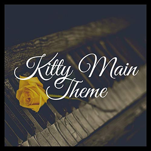 Roblox Kitty Main Theme (Aphroditie Cartoon) - Piano Version