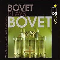 Organ Works by G. BOVET (1996-01-01)