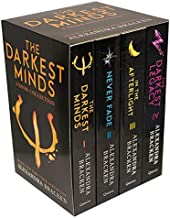 The Darkest Minds Series by Alexandra Bracken 4 Books Collection Set Exclusive Slipcase..