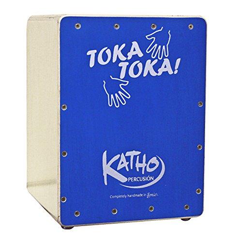Katho Kt31-Az - Cajón infantil, 32 x24 x24 cm, color azul