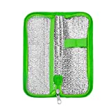 Insulin Pen Case Pouch Cooler Travel Diabetic Pocket Cooling Protector Bag Zip