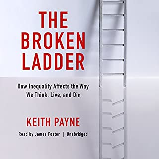 Page de couverture de The Broken Ladder