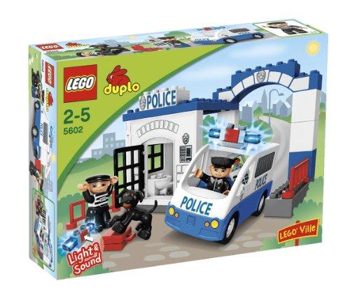 LEGO Duplo 5602 - Polizeiwache