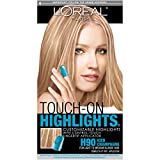 Best Hair Highlight Kits - Touch On Highlights Iced Champagne Review
