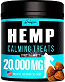 Hemp Calming Treats for Dogs - Made in...