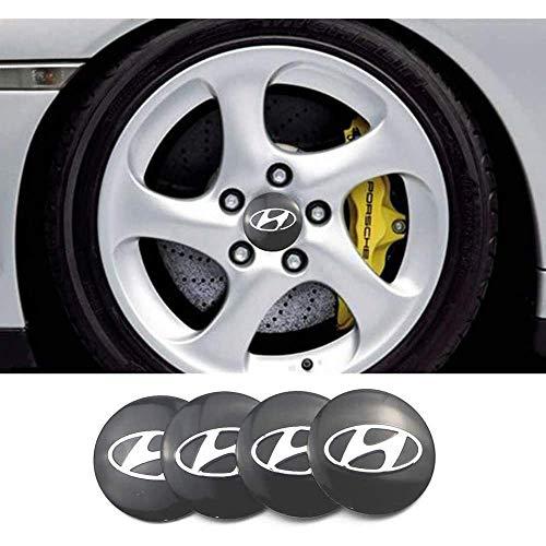 Para Hyundai Solaris ix35 i20 i30 i40 HYUNDAI Tucson CRETA Santa 60mm,4...