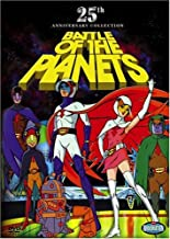 battle of the planets dvd