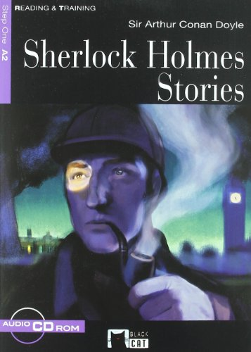 Sherlock Holmes Stories + CD-Rom, Colección Black Cat. Reading And Training