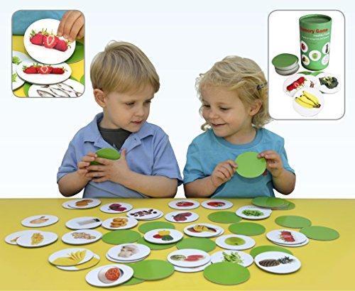 Educatief voordeel FF-2994 Bijpassende paren Gezond voedsel