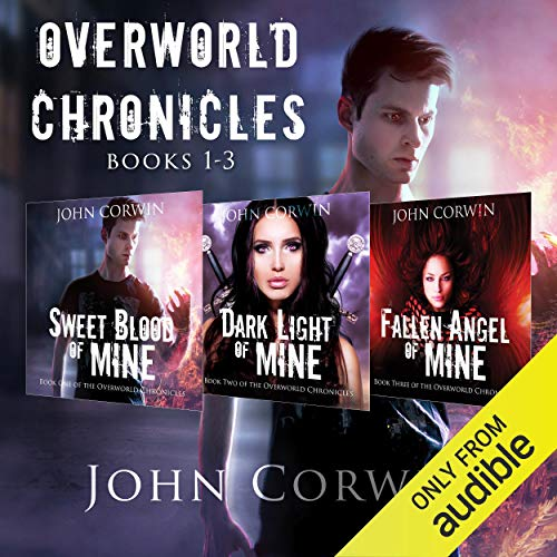 Overworld Chronicles Box Set: Books 1-3  By  cover art