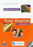 TOTAL ENGLISH UPPER-INTER : SB+DVD