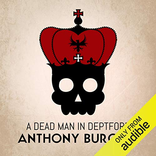 A Dead Man in Deptford cover art