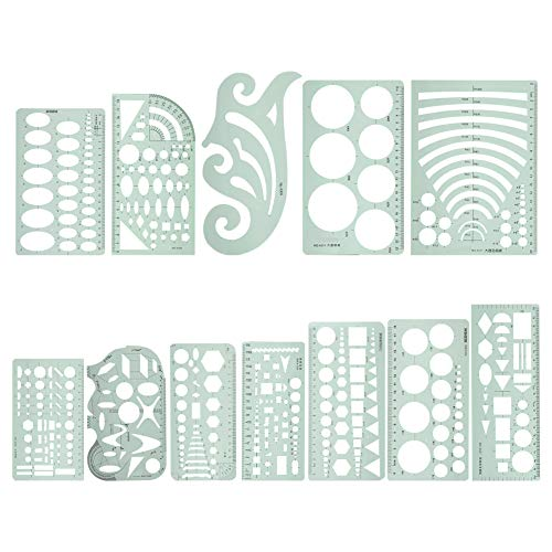 Musterlineal Nählineal, französische Kurve, Messlineal für Musterdesigns = Designer Schneider Zeichnungsvorlage