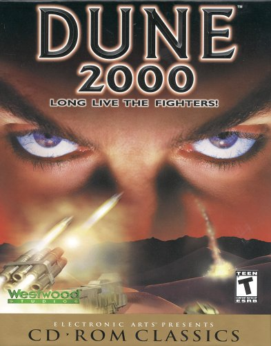 Dune 2000 - PC by Electronic Arts