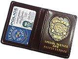 Resident Evil Biohazard S.T.A.R.S RPD Wallet Albert Wesker ID Holder | Leon Chris Jill Cosplay