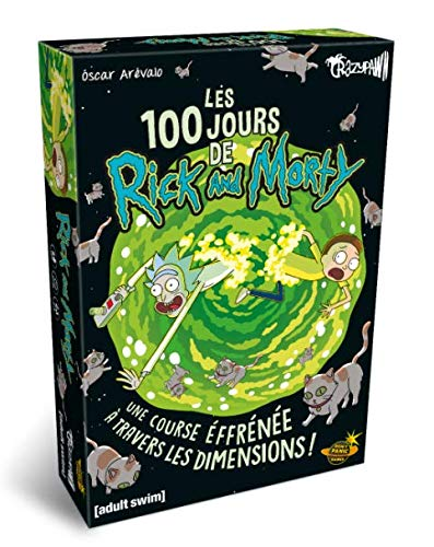 Les 100 Dours de Rick & Morty – Versión francesa