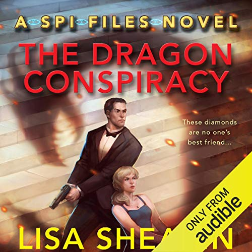 The Dragon Conspiracy cover art