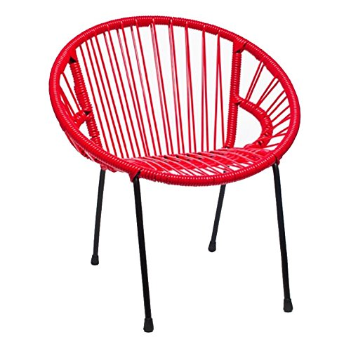 The Rocking Company Chaises Tica Baby Rouge