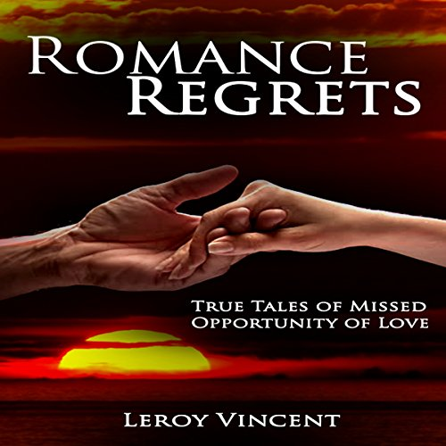 Romance Regrets audiobook cover art