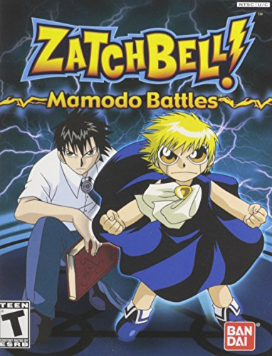 Zatch Bell Mamodo Battles PS2