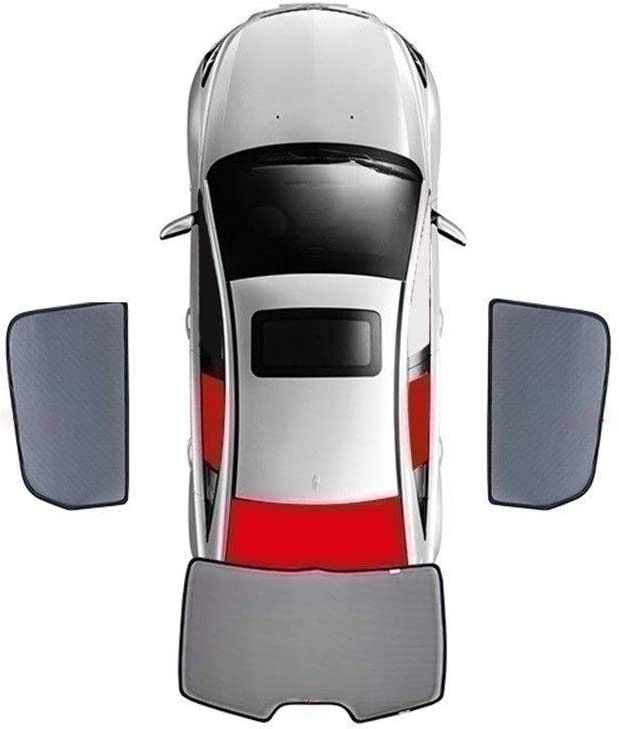 NMBD for Jaguar F-Pace XF XE Curtai XEL Max 54% OFF XFL Special XJL OFFicial shop Magnetic