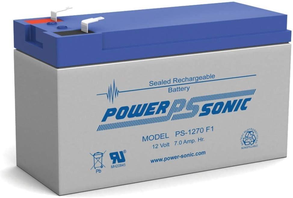 Powersonic PS1270F1 Replacement 25% OFF Rhino Electronics Phoenix Mall Battery