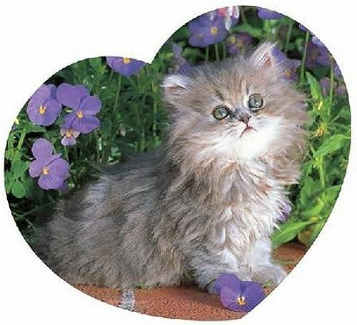 tienda de venta Master Pieces Cuddly Me Kitty Heart 500 Piece Piece Piece Jigsaw Puzzle by Master Pieces  Más asequible