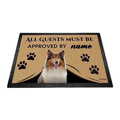 All Guests Must be Approved By Mama