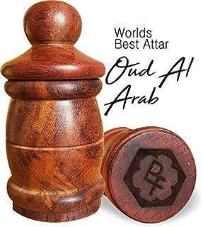 Parag Fragrances Oud Al Arab { Semi Dark Oud } Attar (Worlds Best Attar for Men By Parag) Long Lasting Attar Real Attar Al...