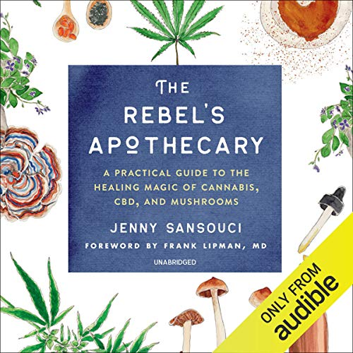 The Rebel's Apothecary audiobook cover art