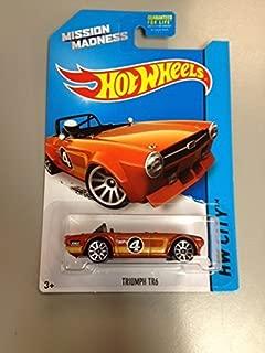Best hot wheels triumph tr6 Reviews
