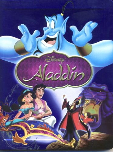 Aladdin BD SteelBook Retail [Reino Unido] [Blu-ray]