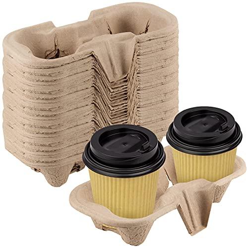 Recopilación de Bandejas desechables para el café del mes. 14