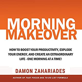 Morning Makeover cover art